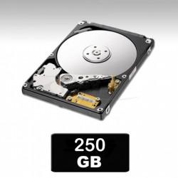 HD SATA 250GB per Sistemi di Videosorveglianza