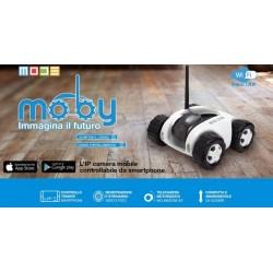 Telecamera IP Wi-Fi Robotizzata Mobile Comandabile da cellulare