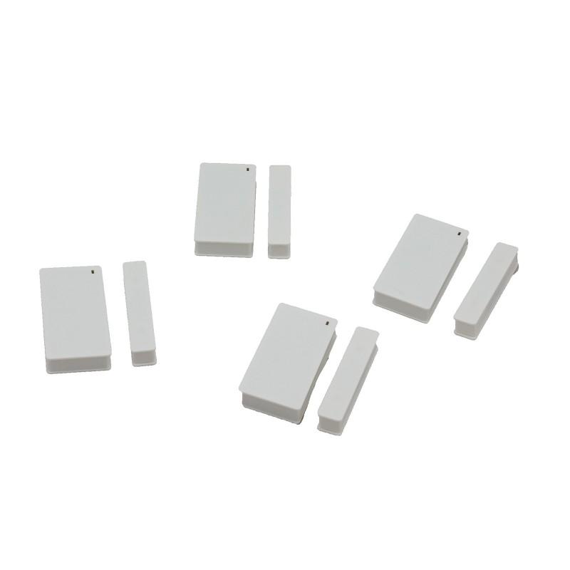 Kit allarme wireless gsm casa antifurto senza fili perimetrale da interno pir al kit4w gen1 - Antifurti casa senza fili ...