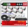 Kit Videosorveglianza 8 Canali AHD 720P 8 Telecamere 3000TVL  STARLIGHT + HD + Cavi con Alimentazione